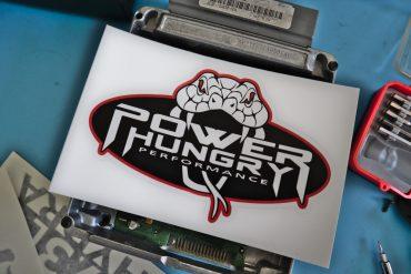 Snake Logo Sticker – 7″ x 4.5″