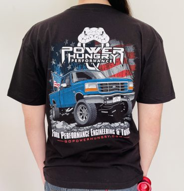 Power Hungry Performance OBS Tee
